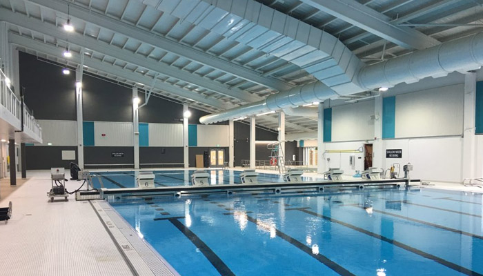 DEI Consulting Engineers Recreational and Aquatic Projects